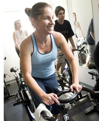 les exercices physiques et l'angoisse